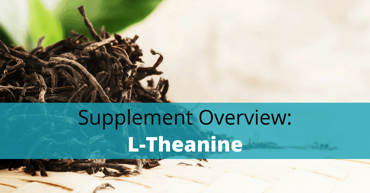 Image result for L-Theanine Helps benefits