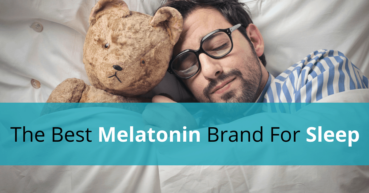 Best Melatonin Brand For Sleep
