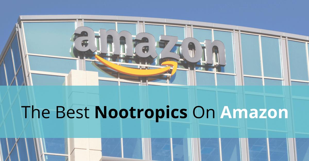 Best Nootropics On Amazon