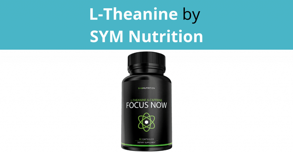 Caffeine & L-Theanine by SYM Nutrition