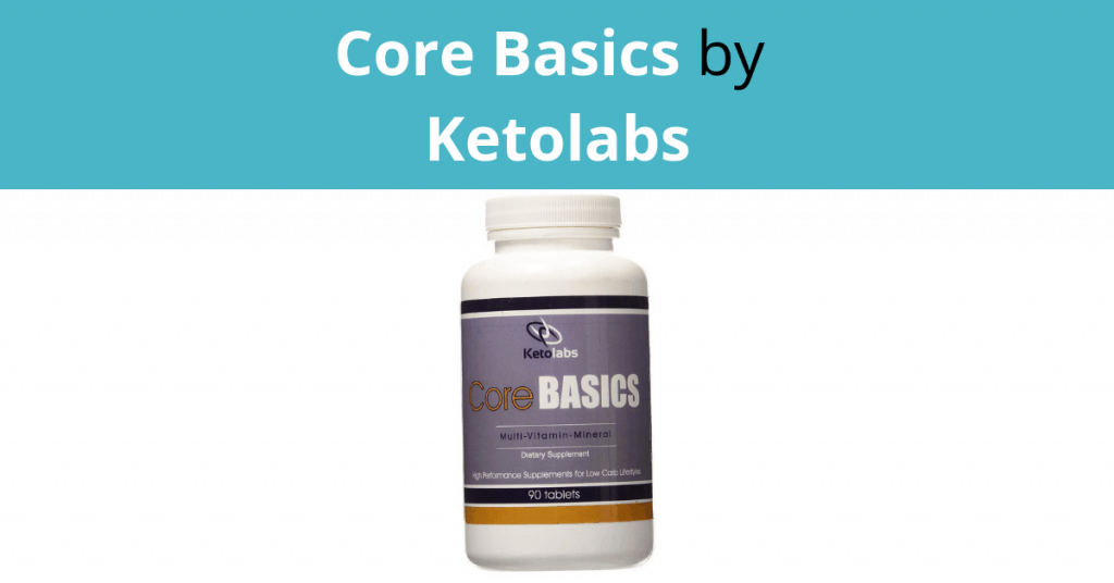 Ketolabs Core Basics