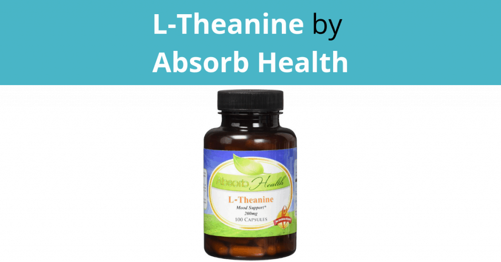 L-Theanine by Absorb Health