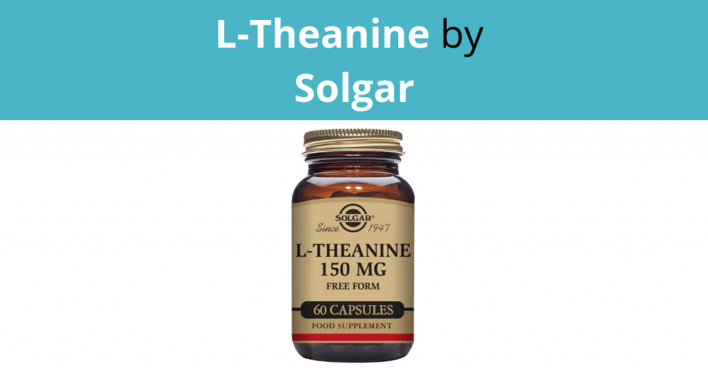 L-Theanine by Solgar