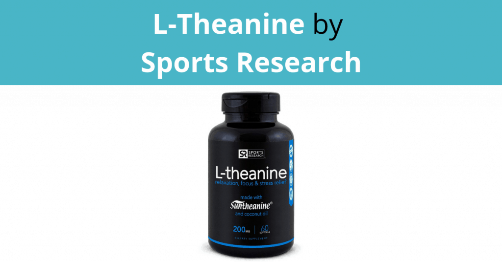 L-Theanine by Sports Research
