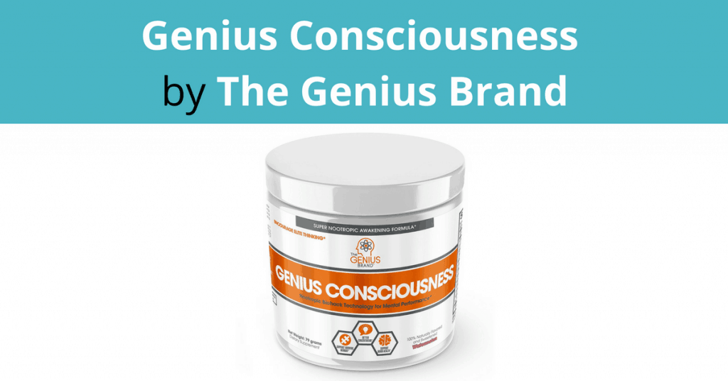 Genius Consciousness by The Genius Brand