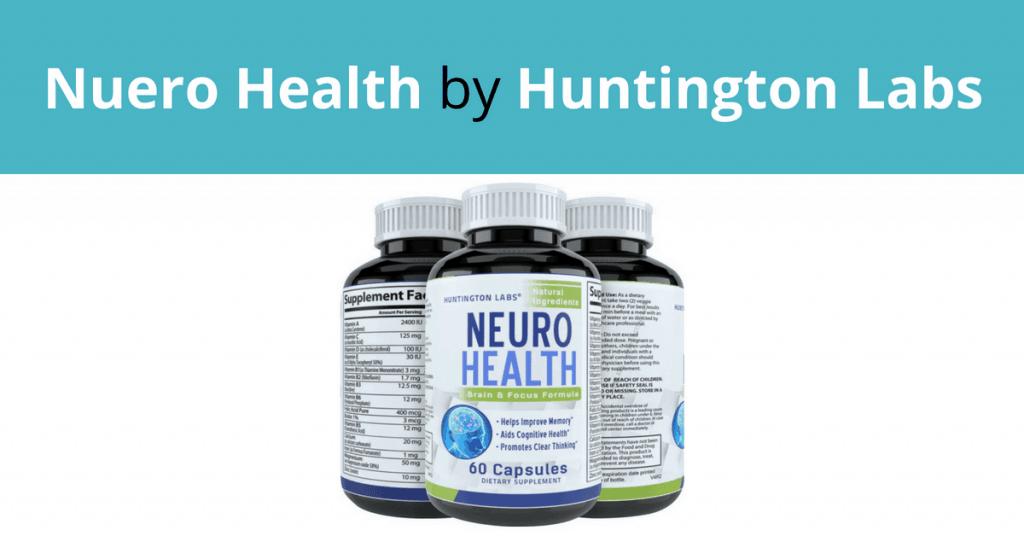 Nuero Health by Huntington Labs