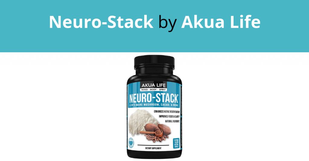 Neuro-Stack by Akua Life