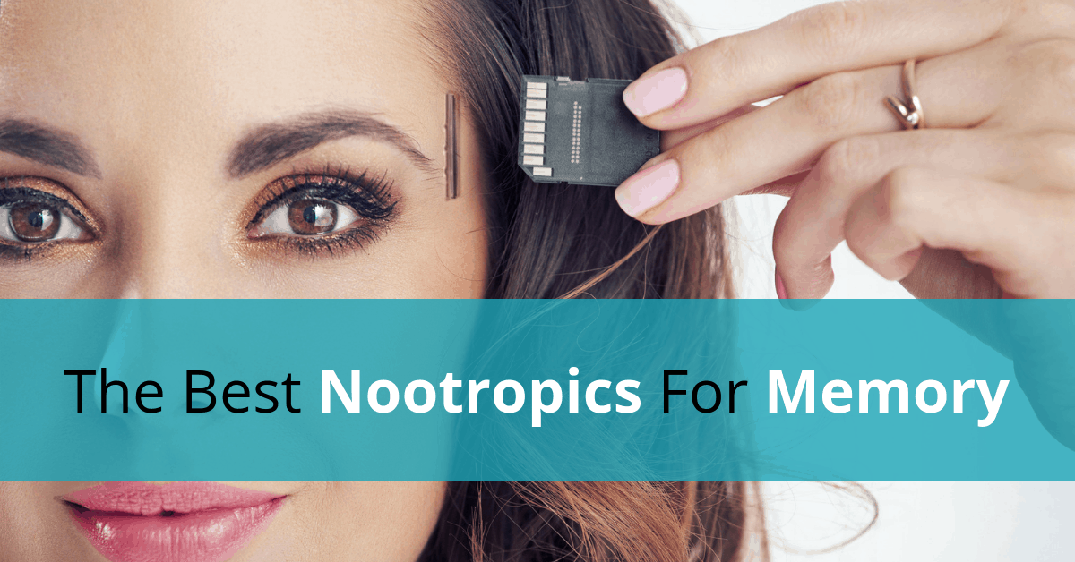 The Best Nootropics For Memory